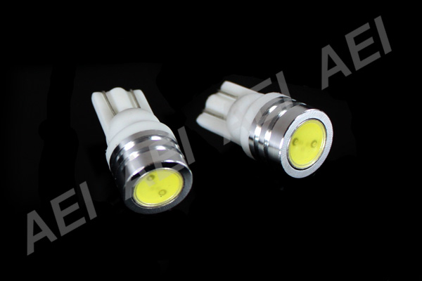 Product Description & Pair of White T10 LED Bulbs to fit Toyota 86 GT Front Parker Lights azcodes.com